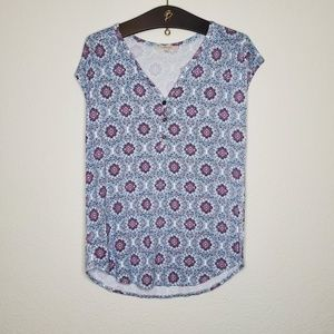 41 Hawthorn Geometric Top